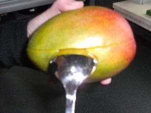 Mango lepel