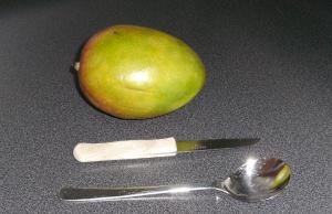 rijpe mango