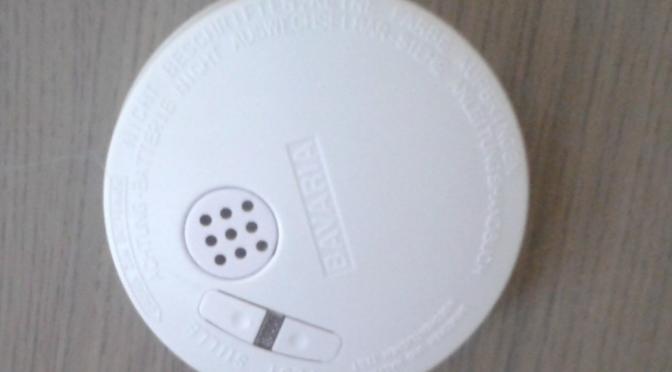 Beveilig je huis: hang een rookmelder
