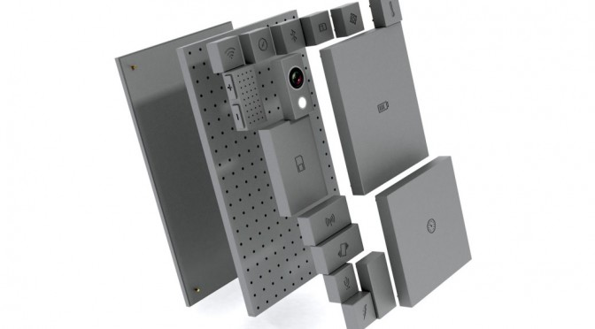 Modulaire telefoon van Google: het zoveelste gadget of is het meer?
