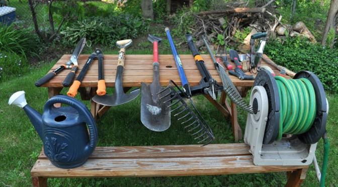Is je tuingereedschap klaar voor de winterrust?