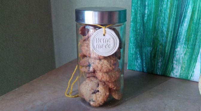 Gedaan met zacht geworden koekjes!