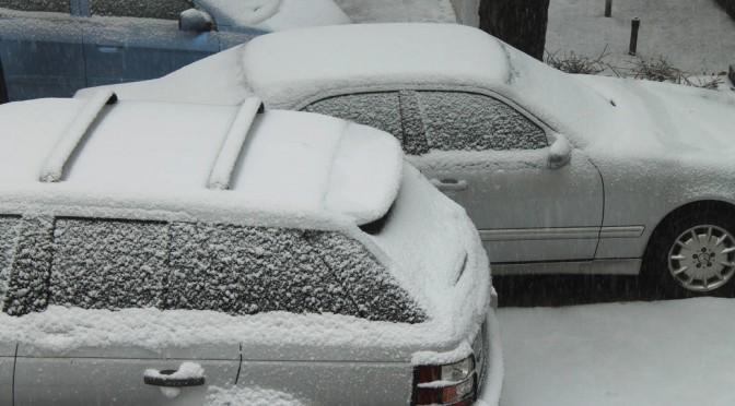Is jouw auto klaar voor de winter?