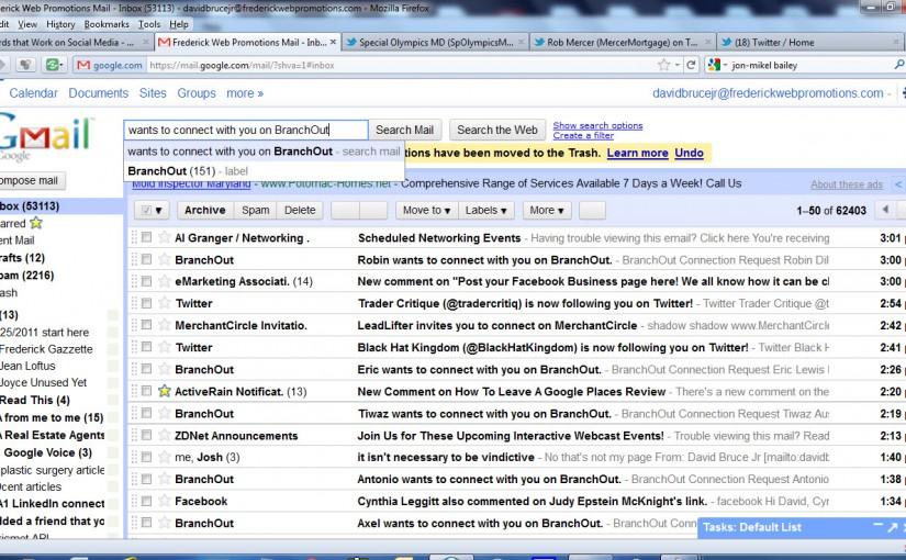 Een lege inbox: haalbaar of droombeeld?