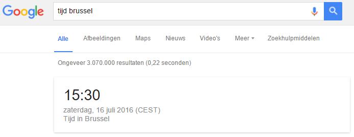 google_tijd