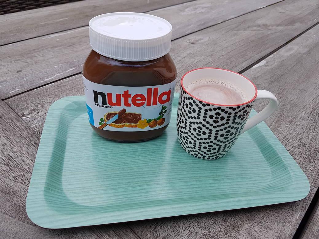 Haal meer uit je Nutella