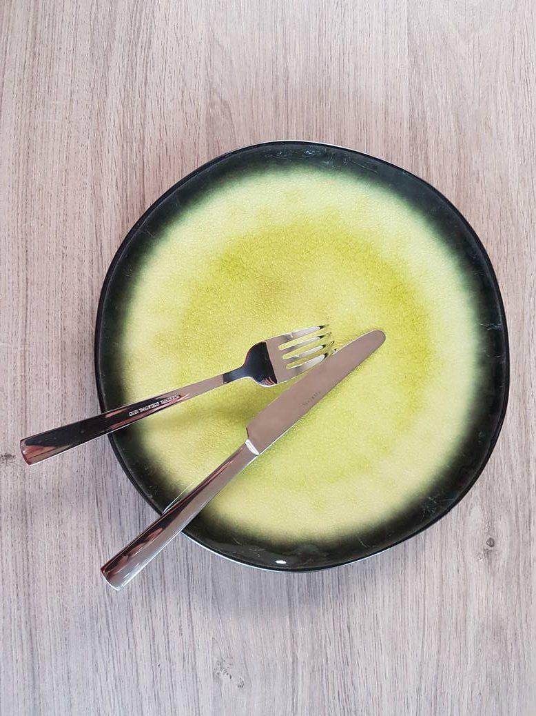 Wat je met vork en mes kan vertellen…