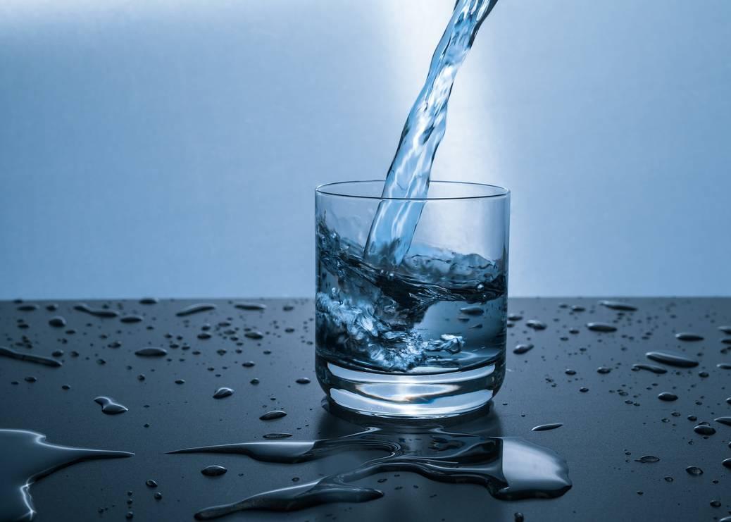 Waarom water goed is voor ons