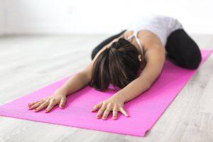 tuinhuis yoga