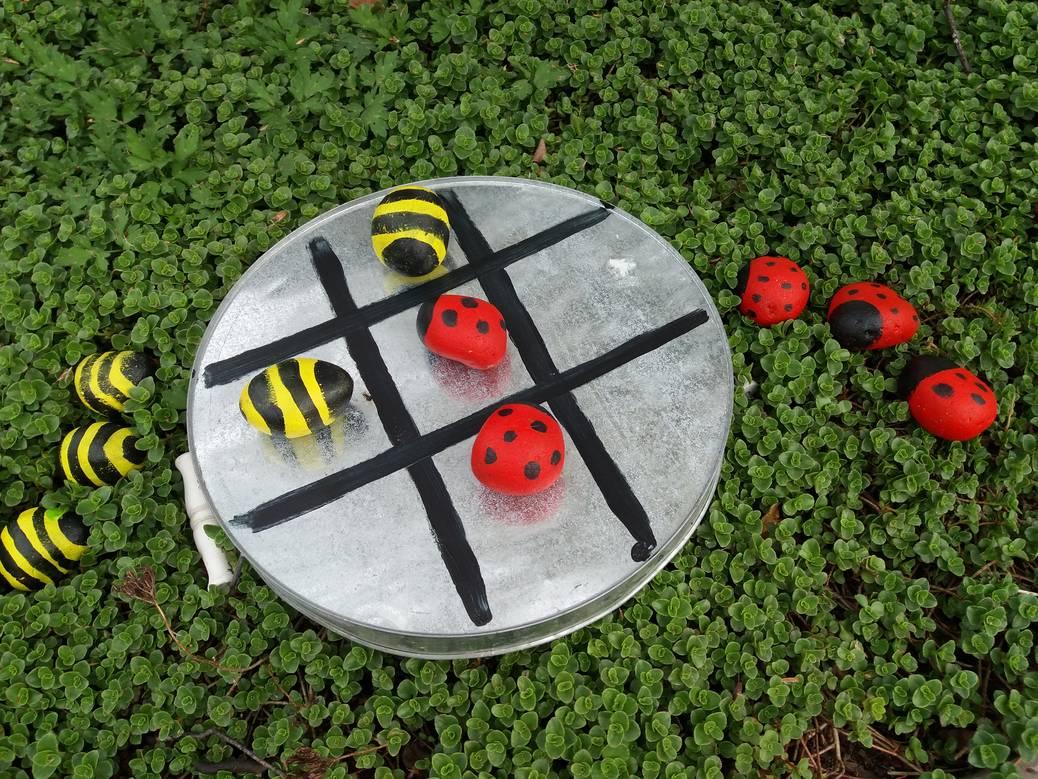 De 10 leukste buitenspelen voor in de tuin