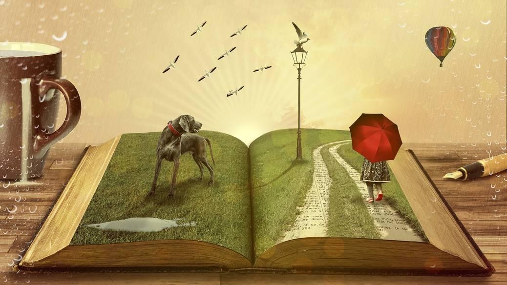 Daarom is dagelijks even lezen goed voor jou