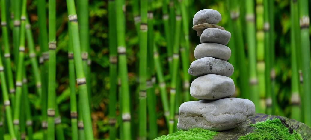 Maak je tuin meer zen