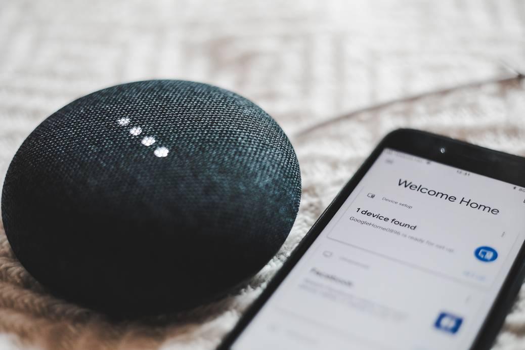 Maak je leven makkelijker met de Google Home