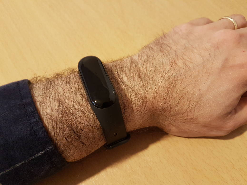 Review Mi Band 3 stappenteller