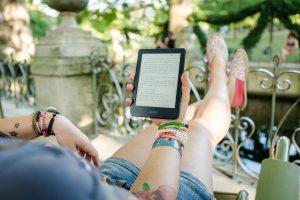 Ontleen je e-boeken in de bib